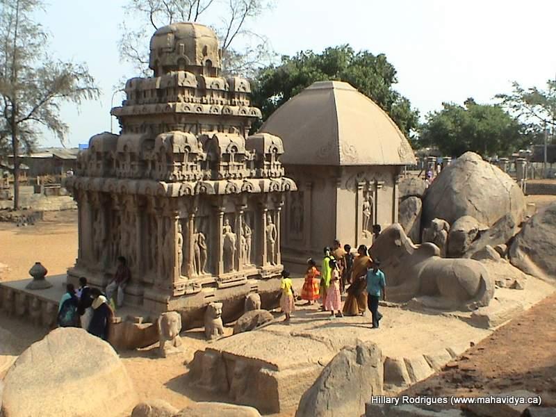 The Pallava Dynasty Mahavidya